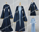Game Of Thrones Cosplay Cats Aunt Catelyn Tully Stark Costume Dress High Quality