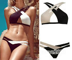 Summer women sexy Cut Out Swimsuit Bikini Bathing Suit Padded Push Up Swimwear