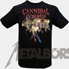 "Cannibal Corpse "" Global Evisceration "" T-Shirt 104727 #"