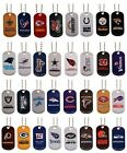 CLEARANCE: LOT OF (10) NFL TEAM  DOG TAGS ~NFL LICENSED~CHOOSE YOUR TEAM $10.0 USD on eBay
