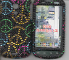 Galaxy Samsung Epic 4G Case Bling Stud Hard Plastic Generic Phone Case