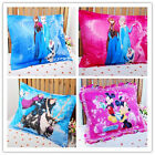Frozen New  2*Pillow Cases 45x75cm 100% Cotton Decorative Couch Cushion Cover
