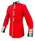 SCOTS GUARDS BANDSMAN TUNICS - Red Ceremonial Tunic - Genuine Issue