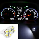 New White LED Car Light Bulbs T10 147 152 159 1210 4-SMD LED Indicator Light