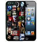 HORROR MOVIE COLLAGE RUBBER CASE FOR iPHONE 7 6 6s PLUS