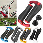 Durable Mountain Road BMX MTB Bicycle Cycling Bike Handle Bar Rubber Grips Ends