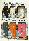 NEW UAG Urban Armor Gear Hybrid Hard Case for iPhone 6 4.7 Black White Clear