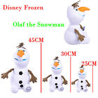 Wholesale Frozen Olaf the Snowman Plush Stuffed Doll Toy 10/12/18 Inch kids Gift