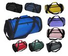 """DALIX 18"""" Round Duffle Bag Flexible Roll Gym Traveling Equipment Sports Bag for sale  Shipping to South Africa"""