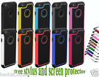 Shock Proof Hybrid Rugged Rubber Matte Hard Case Cover For Apple iPhone 6 4.7""