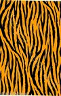 Tiger Stripes Printed Sugar Icing Sheet Edible Cake Decoration Craft Animal