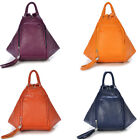 Women's Tassel Leather Tote Handbag Shoulder Bag Backpack Crossbody Bag Satchel