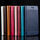 For Apple iPhone 6/6 Plus 4.7''/5.5'' LUXURY SLIM Flip Stand Skin Case Cover New