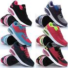 Ladies Running Trainers Air Tech Shock Absorbing Fitness Gym Sports Shoes Size