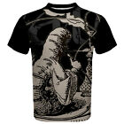 Alice In Wonderland Grunge Caterpillar With Hookah All Over Print Men's T-shirt