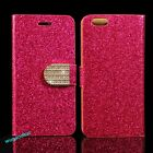 """Bling Flip Leather Card Magnetic Case Cover For Apple iPhone 6 4.7""""/6 Plus 5.5"""""""