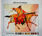 """""""WEARING THE ROBES"""" SOUTHWESTERN ART--Needlepoint Canvas Zweigart Mono Deluxe"""