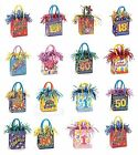 Mini Gift Bag Balloon Weights - Party Birthday 1st Sweet 16 18 21 30 40 50 60