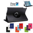 Smart Cover Case 360 Rotating Stand for Apple iPad Air 2