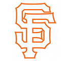San Francisco Giants Premium Vinyl Decal Sticker NEW!! Window or Car! MLB SF on Ebay