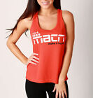 WOMENS Make It Happen Gym Singlets Tanks Training POLY cool dry workout T-Back