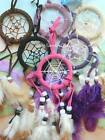 DREAMCATCHER BANISH BAD DREAMS DREAM CATCHER 5CM / 6CM / WINDCHIME MOBILE