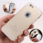 Aluminum Ultra-thin Metal Case Back Cover Skin for Apple iPhone 6 4.7'' Plus 5.5