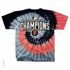 SAN FRANCISCO GIANTS 2014 WORLD SERIES CHAMPIONS SPIRAL OFFICIAL TIE DYE T-SHIRT