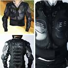 Cycling Motorcycle Full Body Armor Men's Spine Chest Vest Protective Jacket Gear
