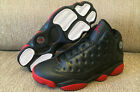 AUTHENTIC NIKE AIR JORDAN 13 RETRO XIII BLACK INFRARED BRED 414571 003 PREORDER