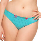 Curvy Kate Dreamcatcher Thong 2302 Frost & Boysenberry