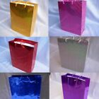 Shiny Paper Gift Carrier Present Gifts Bags 27cm Christmas Wedding Wholesale