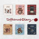 New Monopoly Toffeenut Diary Ver.5 for 2015 Diary Planner Organizers+Sticker