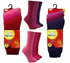 Childrens pack of three thermal socks 1.20 tog rating.
