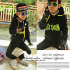 2097 Boutique Every Boy Will LOVE Batman Fleece Hoodie Too Much Fun To Pass