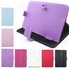 """popular Stand Covers Leather Cases Universal For Android Tablet Tab 7"""" ne wet"""