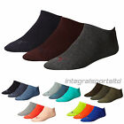 Puma Sports Socks - Unisex Invisible Fashion Sneakers 3P - Three Pair Mix Packs