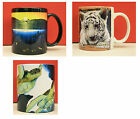 Wildlife Mugs - 3 styles - Dophin, Sea Turtle and Tiger by Encore