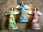 Stone Resin Angel Figurines - Hope, Peace or Love