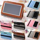 For Universal 7 7.85 8 9 9.7 10.1 Android Tablet Leather Case Stand Cover