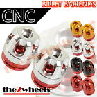 CNC Spoke Bar Ends for Honda CBR 600 F2,F3,F4,F4i 1991-2007