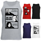 Mens Breaking Bad vs Big Bang Theory vs Game of Thrones Tank Top Vest S-XXL