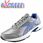 Reebok Mens Triplehall RS 2.0 Running Shoes Gym Fitness Trainers Gry *AUTHENTIC*