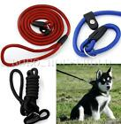Adjustable Strong Nylon Rope Pet Dog Training Leash Walking Lead Traction Collar
