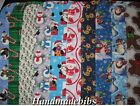 CHILD XL TODDLER BIB HANDMADE SANTA SNOWMAN ELF PENGUIN CANDY MONKEY GINGERBREAD