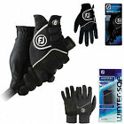 FOOTJOY RAIN GOLF GLOVES + WINTER GOLF GLOVES RAINGRIP WINTERSOF PAIRS *NEW*