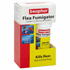 SALE Beaphar Household Flea Flies Bedbugs Fumigator Bomb Treatment Kills Insects
