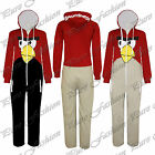 New Kids Girls Boys Hoodie Angry Hoody Birds All in One Playsuit Jumpsuit Onesie