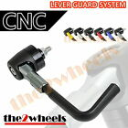 CNC Pro Brake / Clutch Lever Guards Bar Ends for Yamaha T-MAX 500 2008-2012