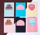 HIMORI Sweet Diary - Undated for Any Year Monthly Planner Scheduler Journal
